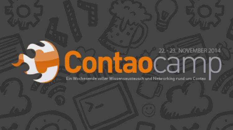 Contao Camp 2014 in Karlsruhe